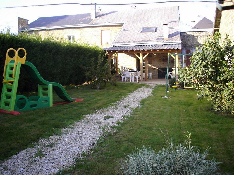 La maison dualine gites en ardennes stonne with maison for Achat maison ardennes